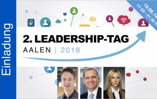 2. Leadership-Tag Aalen - 19.6.2018 | Gross ErfolgsColleg - Stefan F. Gross