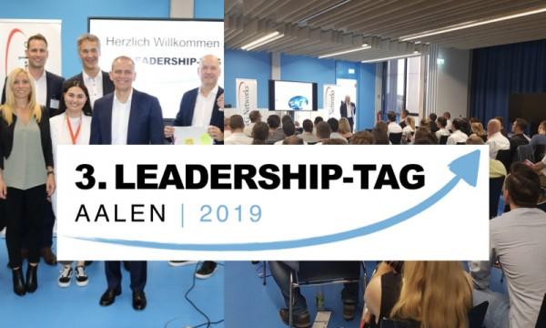 3. Leadership-Tag Aalen 2019 - Gross ErfolgsColleg   Stefan F. Gross